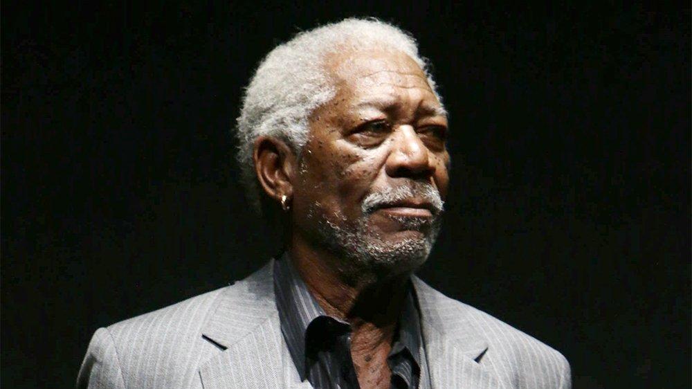 Morgan Freeman pulled from Visa marketing after harassment allegations