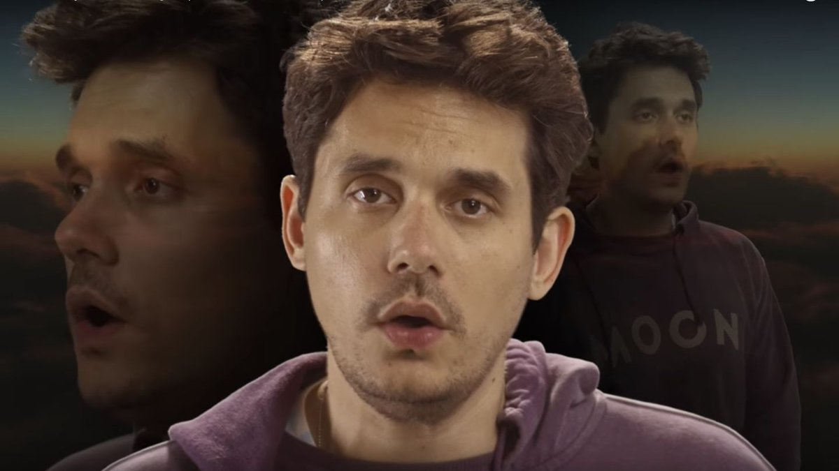 John Mayer Tries His Hand At Meme Culture In Parodic 'New Light' Video