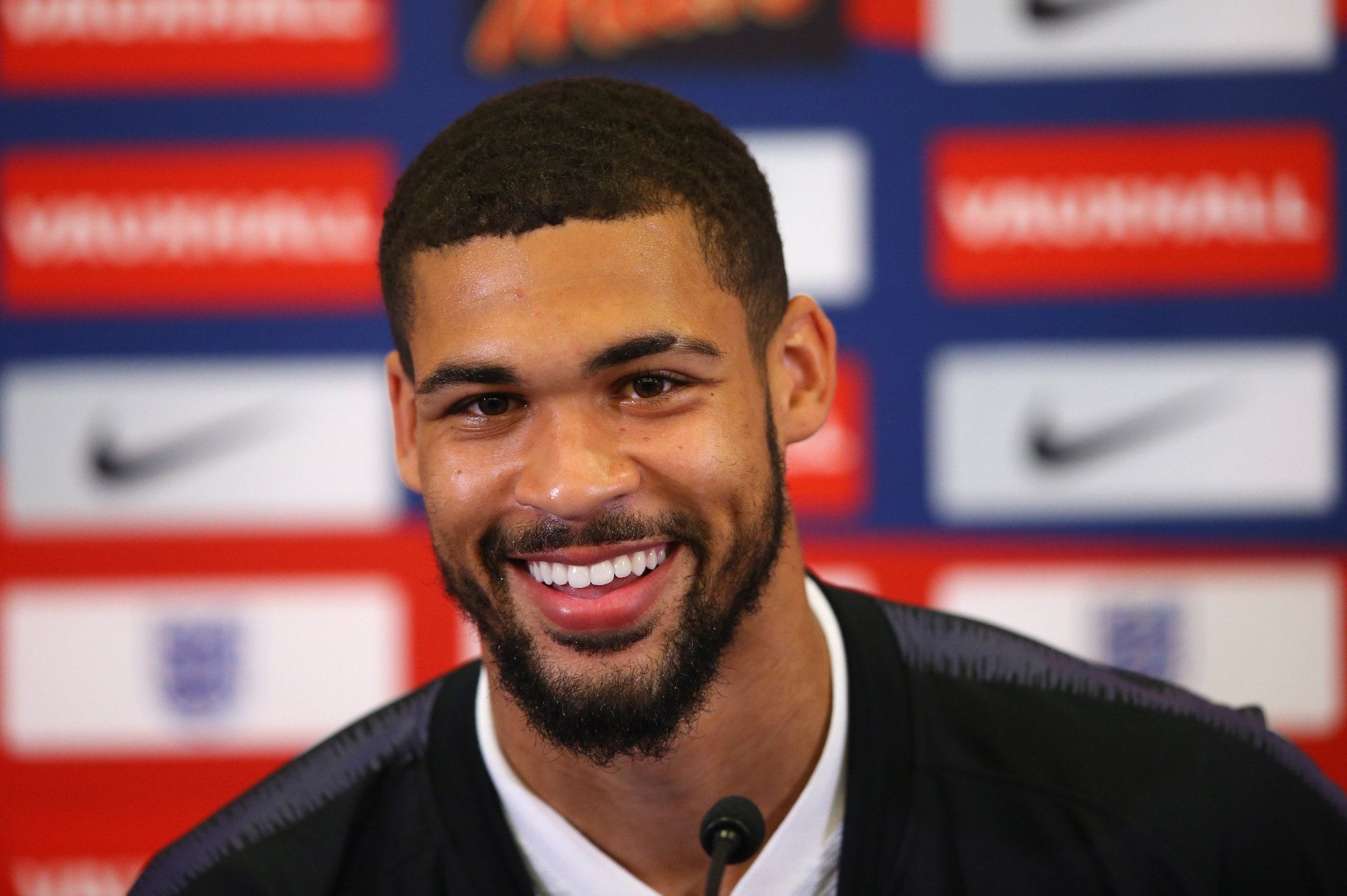 'It's a life-long dream of mine, I'm ecstatic!' - @rubey_lcheek   More �� https://t.co/sVGizHQtoE #WorldCup https://t.co/j9DW3l6HQz