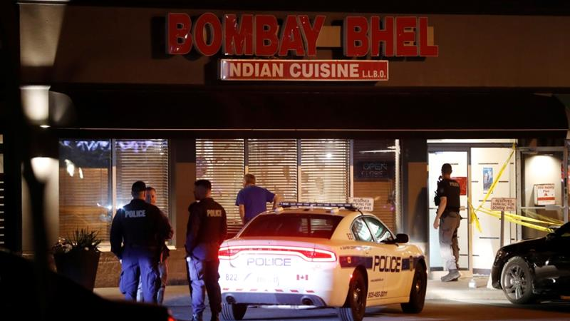 Canada restaurant blast: 15 injured, police search for suspects