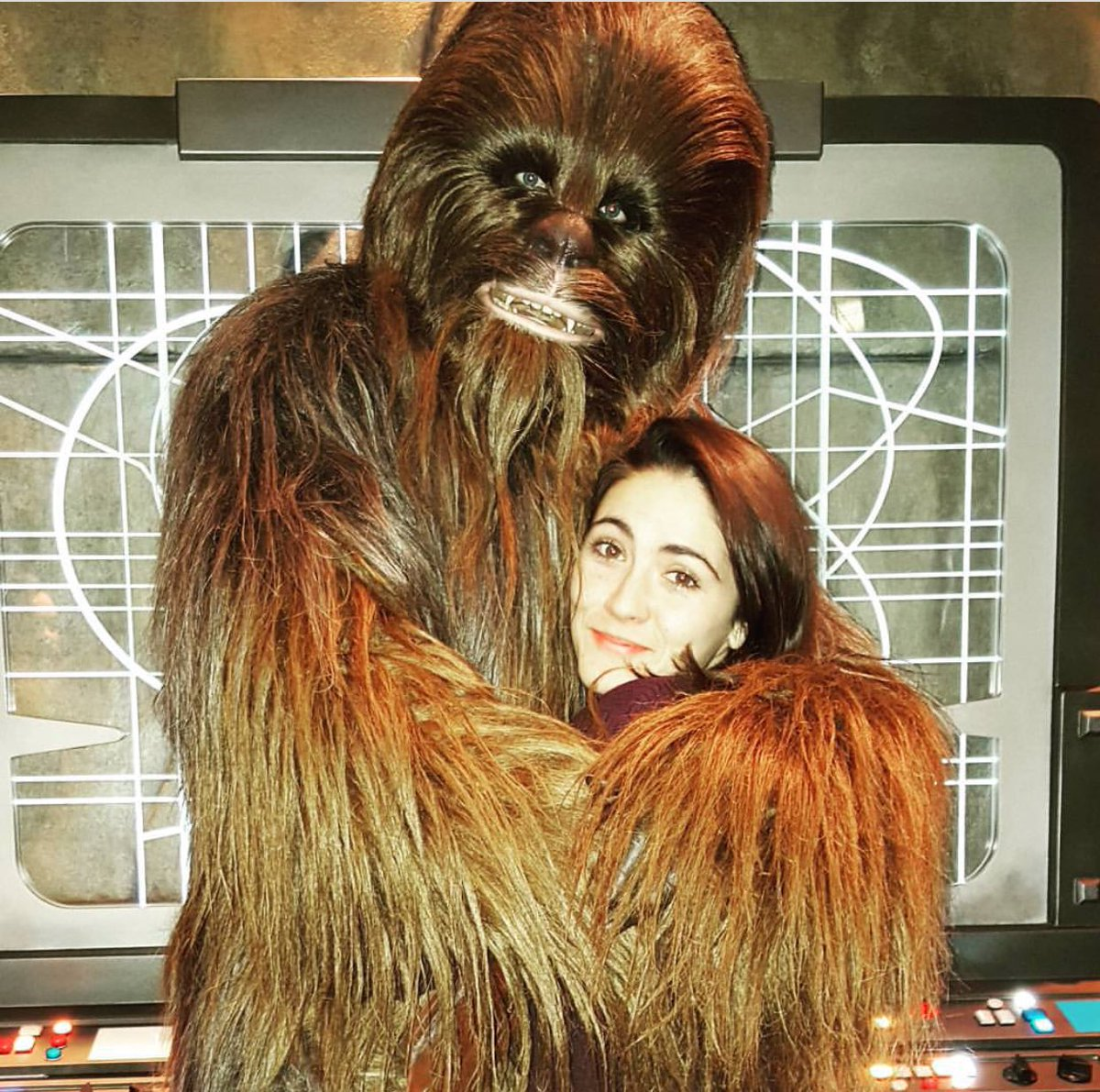RT @isabellefuhrman: #SoloStarWars is the buddy comedy I always needed. #hansolo and #Chewbacca forever ❤️ https://t.co/W1gA4yERAP
