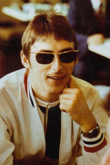 Happy 60th birthday Paul Weller the voice of my generation, icon and inspiration.