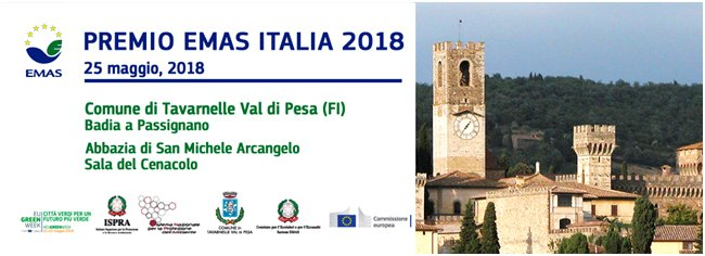 test Twitter Media - Oggi cerimonia di consegna Premio #EMAS #Italia #2018. Registrazioni EMAS, in testa #Lombardia ed #EmiliaRomagna. Il nostro comunicato #stampa è online.  https://t.co/Ew5xbmWev6 https://t.co/JjuiyMEK10
