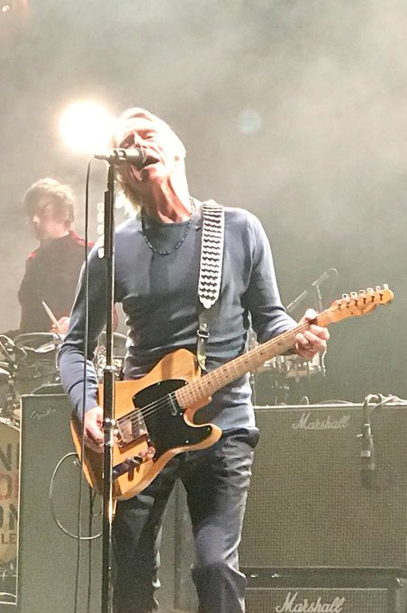 Happy 60th birthday to the governor Mr Paul Weller keep on rocking!!