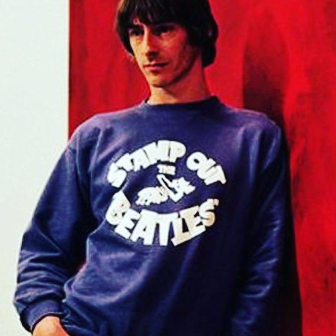 Happy 60th Birthday to the Mod Father himself - Paul Weller