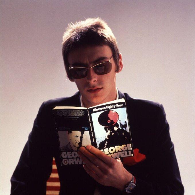Happy Birthday Paul Weller, have a good un, Peace & Love