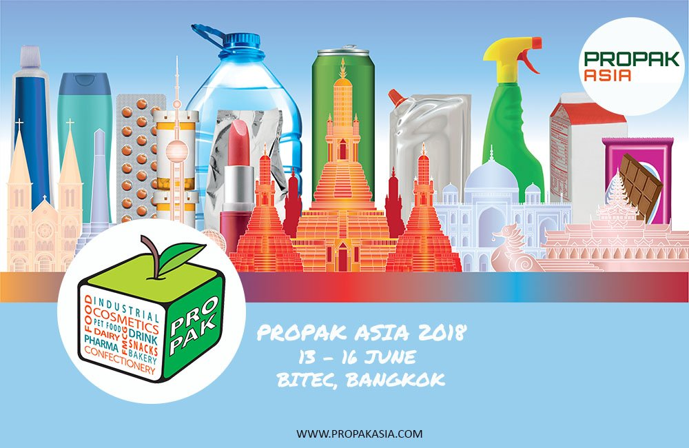 test Twitter Media - ProPak Asia lands at BITEC on the 13th of June & we can't wait to #seeyouthere - register to visit Asia's premiere processing and packaging show https://t.co/DOIgQ1WFq9 https://t.co/Me3I9i1pDY
