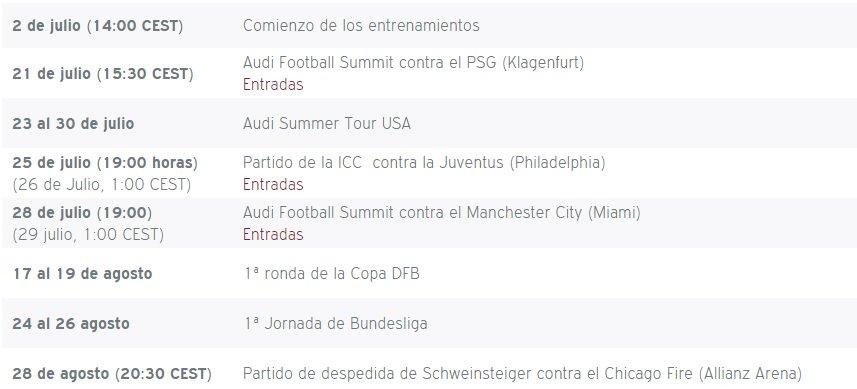 ¿Cuál es el compromiso que más os gusta de este verano? 👇🤓 #FCBayern #MiaSanMia https://t.co/ckT96GdQko