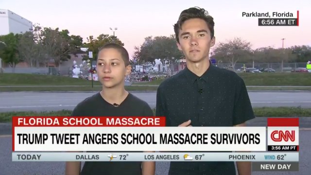 Dem lawmakers want to hire Parkland students for the summer https://t.co/EdO5AZHTyz https://t.co/WCSTFzdq6E