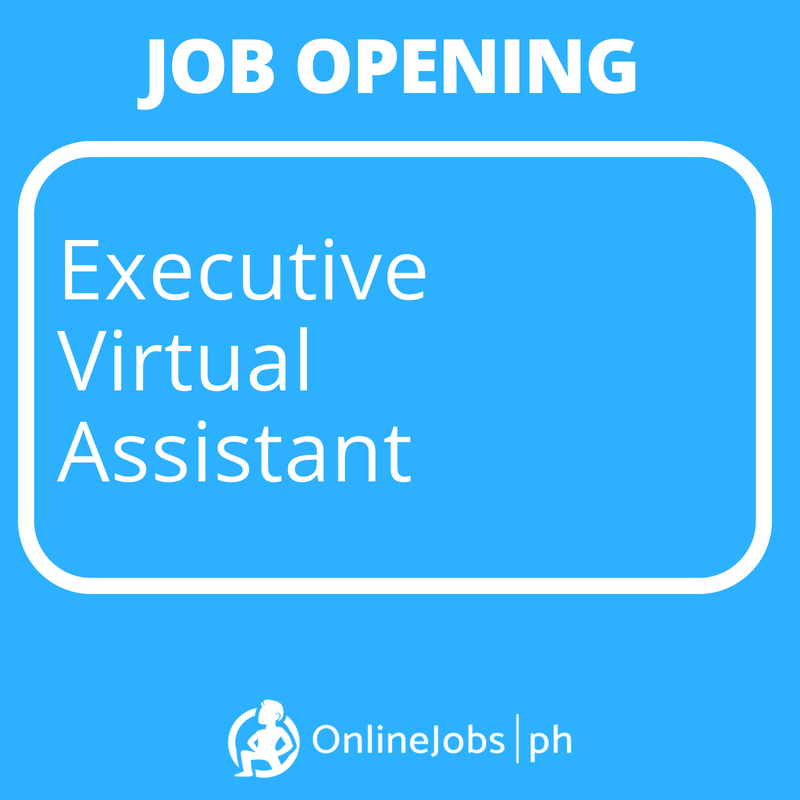 test Twitter Media - Wanted: Full-Time Executive Virtual Assistant for an Online Marketing Coaching Company. Check link for details and how to apply: https://t.co/nCjMkhqaJR #onlinejob https://t.co/jTtgC4kjHY