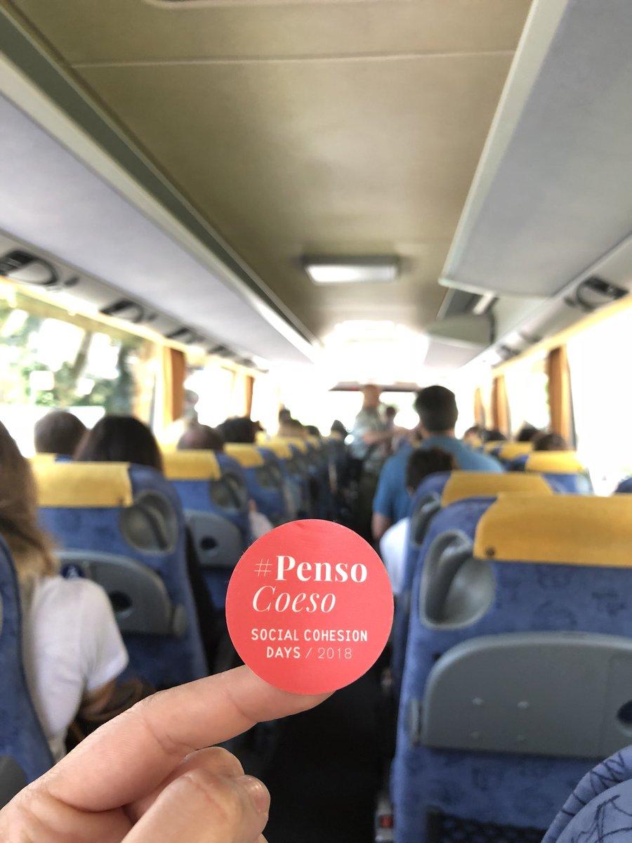 #PensoCoeso
