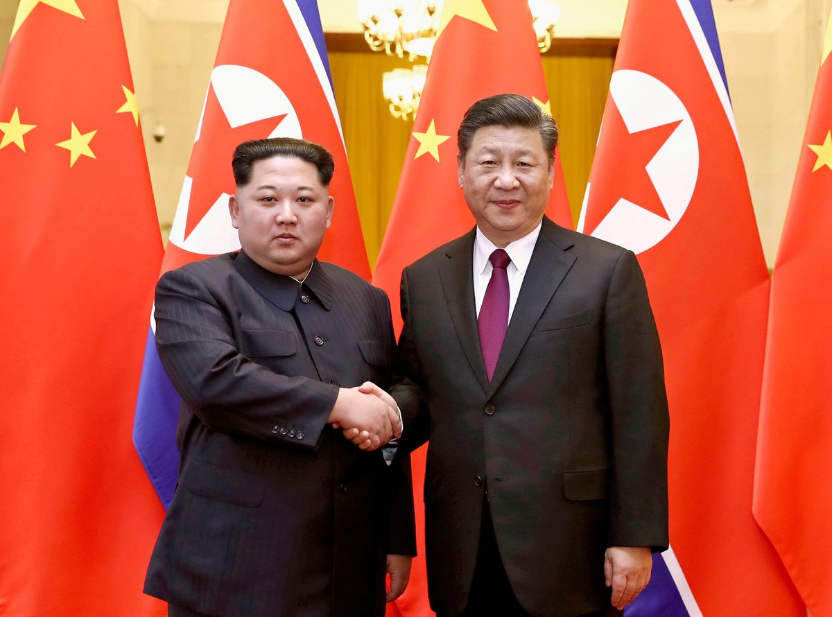 With summit cancellation, China marches back to the centre on North Korea