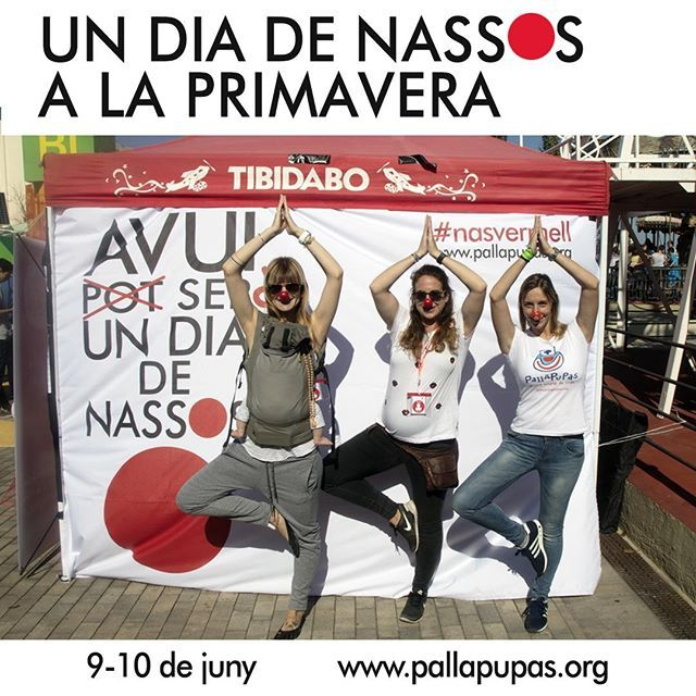 test Twitter Media - PARTICIPA UN DIA DE NASSOS amb els PallAouPas https://t.co/CN2OhRDBB4 https://t.co/kACU0bAImt