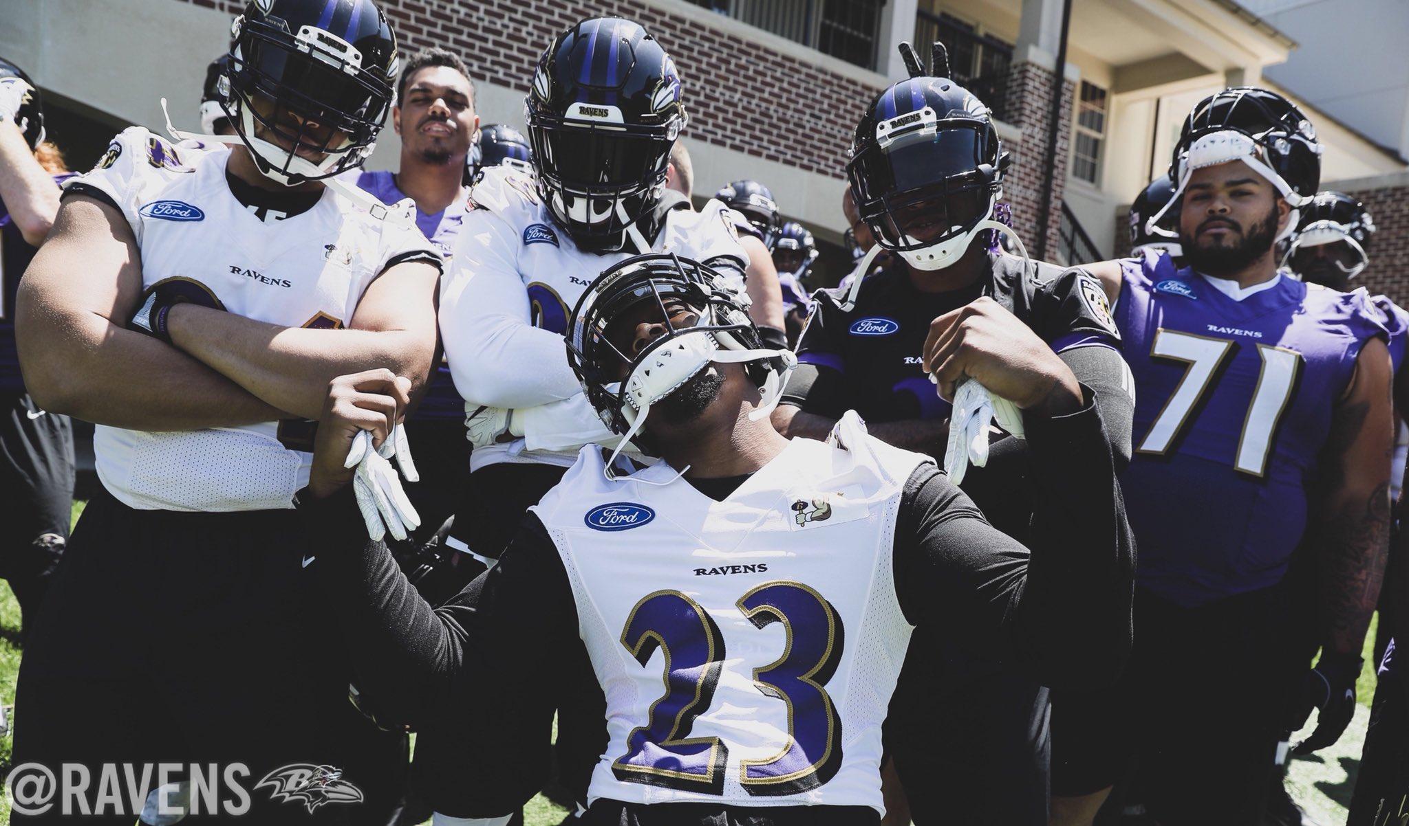 Nobody fresher #RavensFlock https://t.co/pJAlEu5hJg