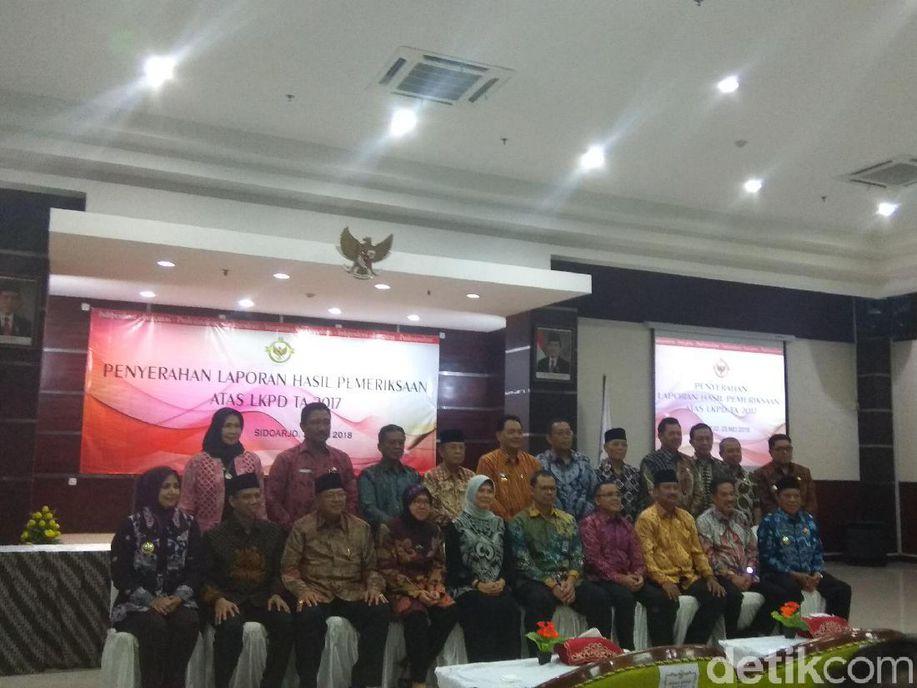 Keren, Pemkab Banyuwangi Kembali Raih Opini WTP ke-6 https://t.co/i25sS8lcK2 https://t.co/t0onpHDEyB