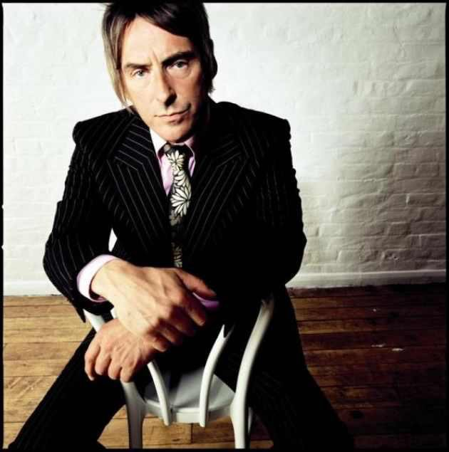 Happy 60th birthday to Paul Weller, my musical hero for the past 40 years!