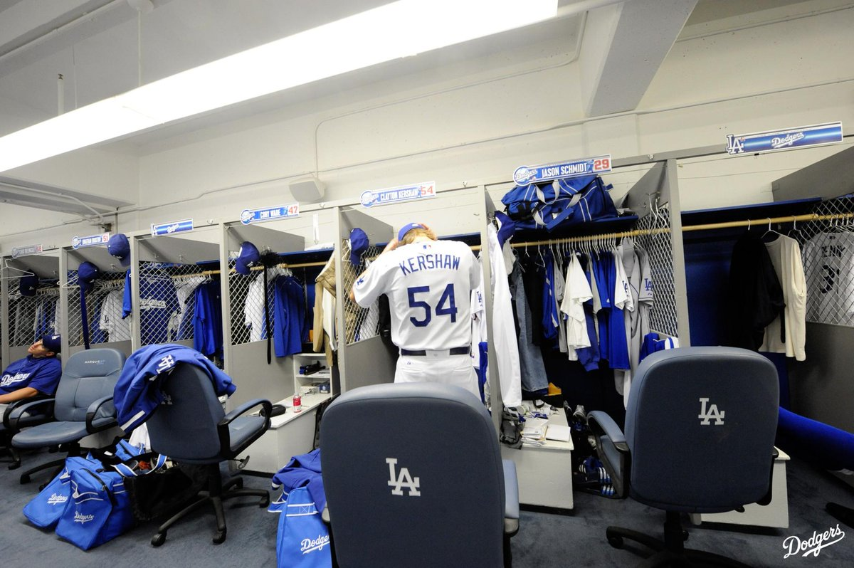 Dodgers clayton kershaw