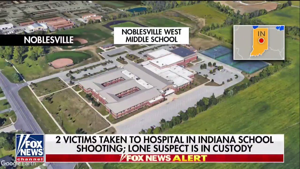 Indiana middle schooler return indiana school shooting