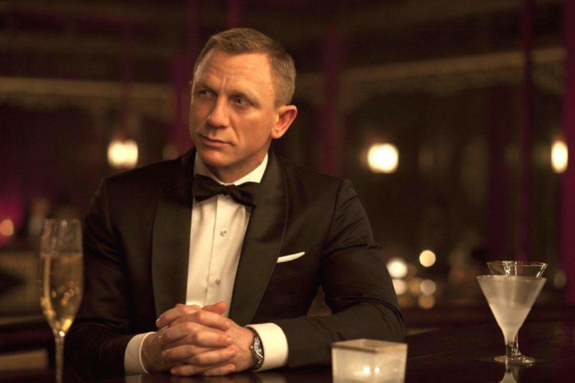 #Bond25