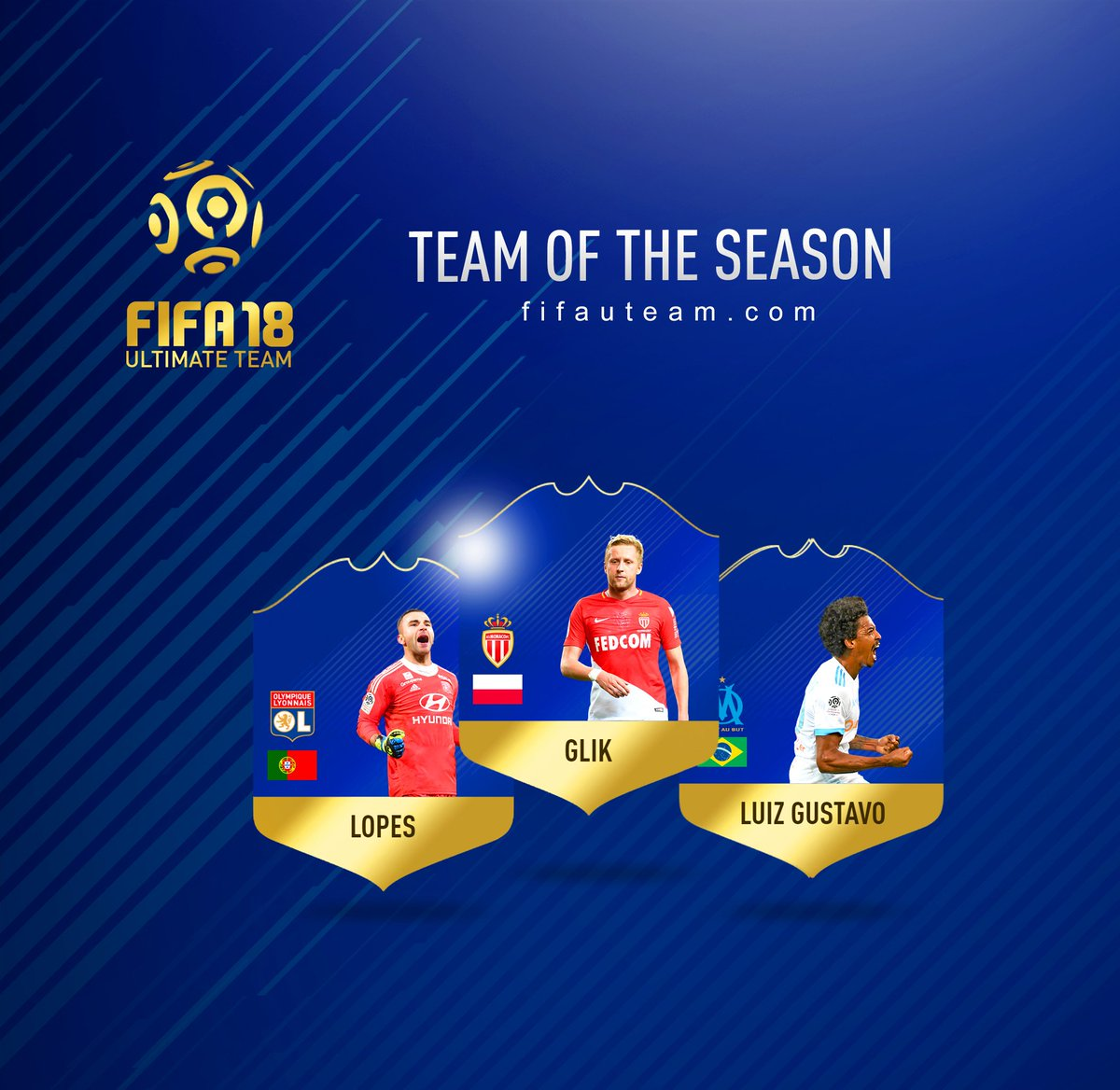 Two new #TOTS squads today! #FIFA18 🇫🇷 Ligue 1: https://t.co/5BfLjQEfA8  🇮🇹 Calcio A: https://t.co/KQlZpQQ5zG https://t.co/JRILUII5Ne