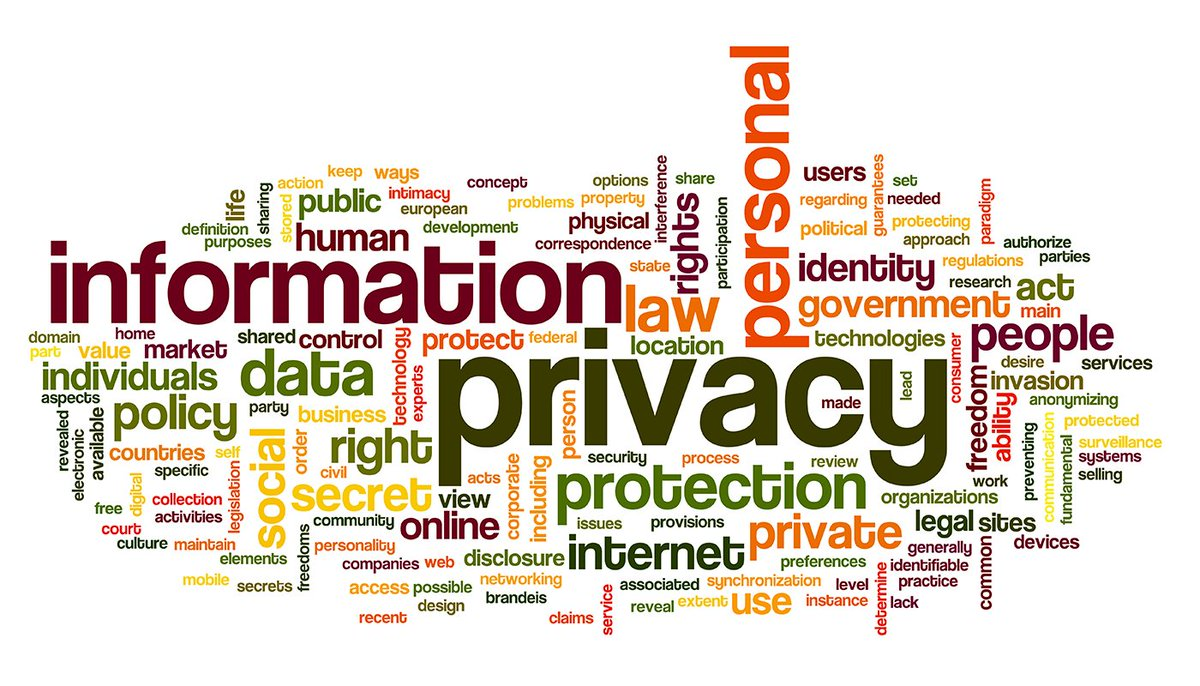 #PrivacyPolicy