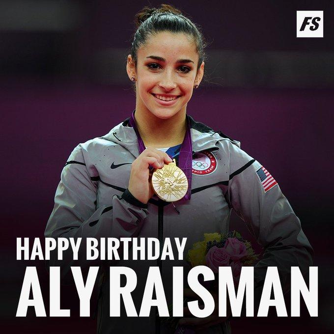 Happy Birthday to Olympic hero