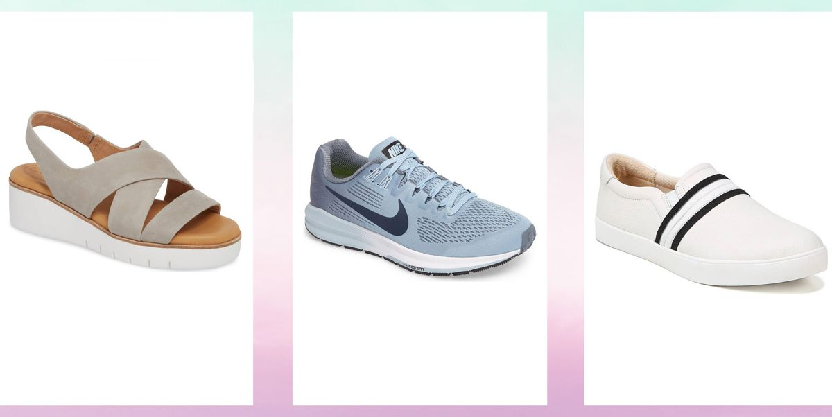 22 Cute Walking Shoes Under 100 at the Nordstrom Half Yearly Sale