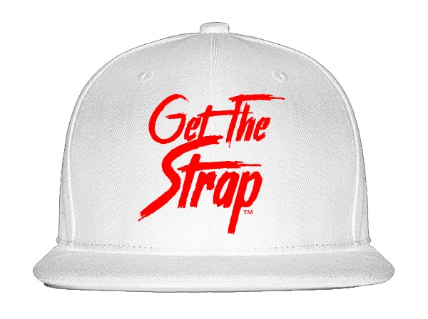 'GET THE STRAP' Merch Available Now!!! - Place Your Order Before They Sell Out !! https://t.co/fOHBnoBOTi https://t.co/FefK7Ea2XL