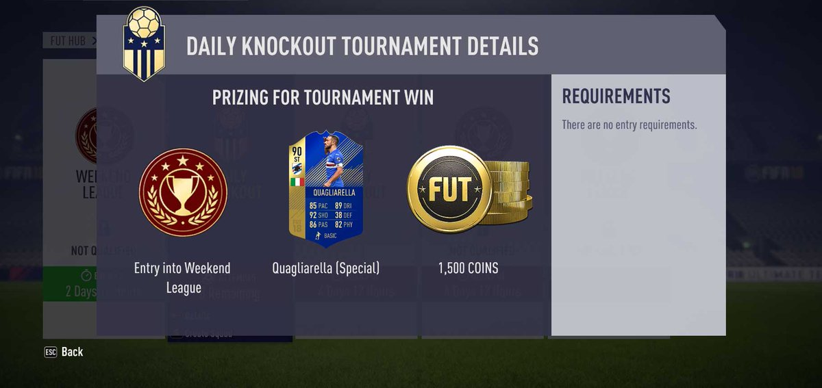 The two DKTs rounds of this week will offer you two new #TOTS items! https://t.co/uq3YvIXbfj https://t.co/h9KmfSepbi