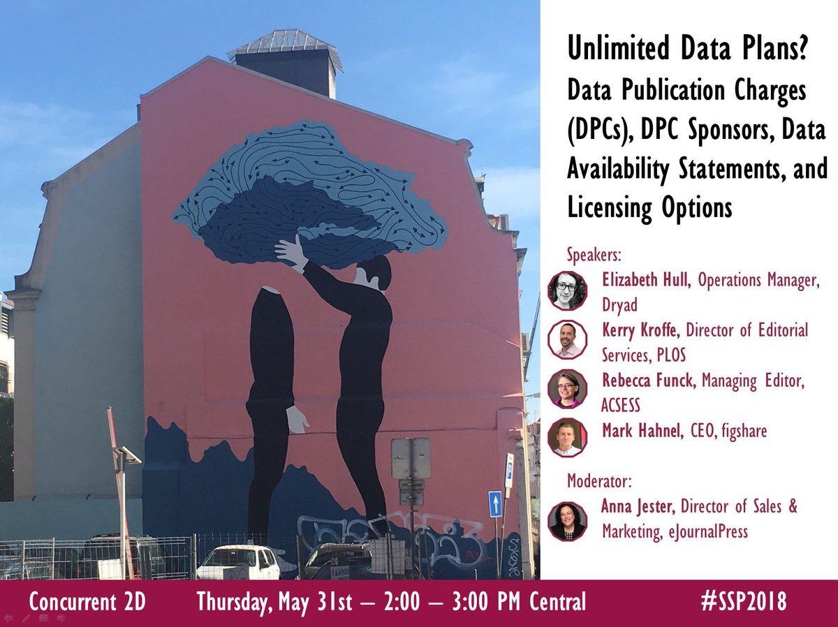 test Twitter Media - I'm moderating the Unlimited Data Plans? Session on Thursday at #SSP2018 and hope to see you in Chicago! https://t.co/3dp32EolOQ