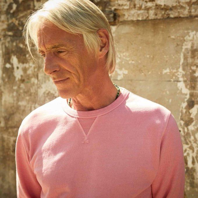 Happy Birthday to Paul Weller. Born May 25, 1959.