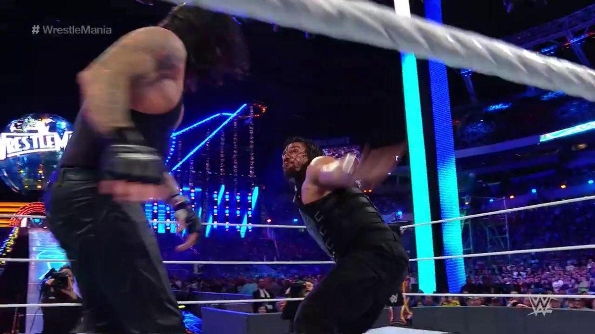 WWENetwork WWERomanReigns