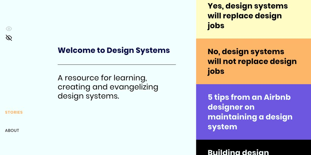 Figma launched a hub to help you learn how to build beautiful design systems ✨ https://t.co/nTH6cE7n1y https://t.co/YZnVxm2h0s