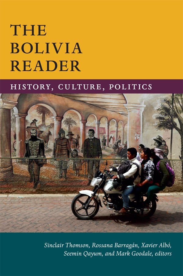 test Twitter Media - The #Bolivia Reader is one of the newest additions to our Latin America Readers. Check out the intro here: https://t.co/Up5Mu5R9BM https://t.co/MmNawsWdtb