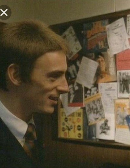 Happy birthday to the Paul Weller haircut I managed to pull off when I was 13.