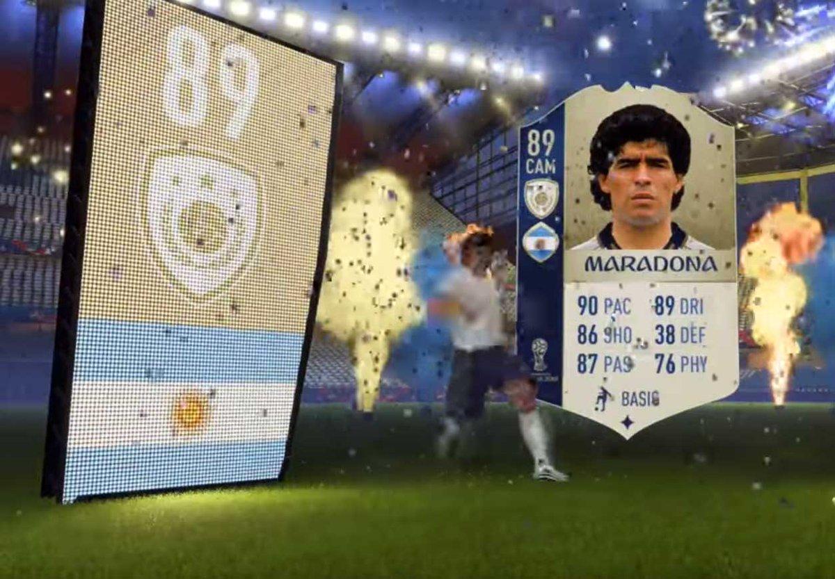 EA really loves to upset Maradona. https://t.co/KLOzVGTH6z