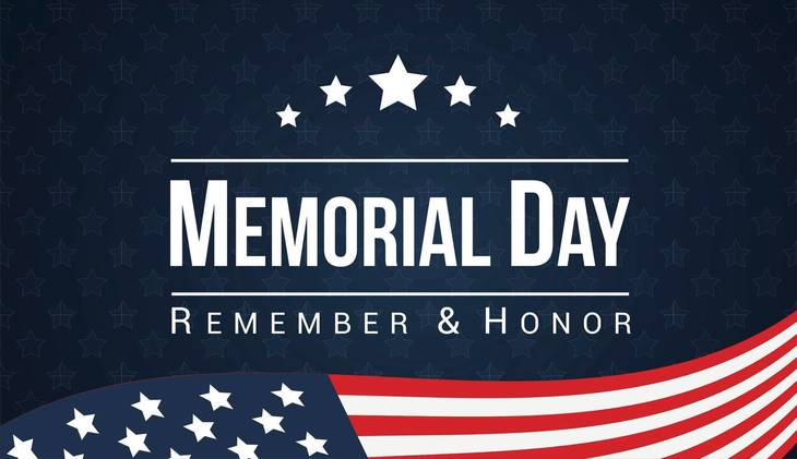 test Twitter Media - By order of the President of the United States, all flags at all State facilities are to be flown at half-staff on Monday, May 28, 2018 until noon that same day in recognition of Memorial Day. https://t.co/OEyBBqQ94q