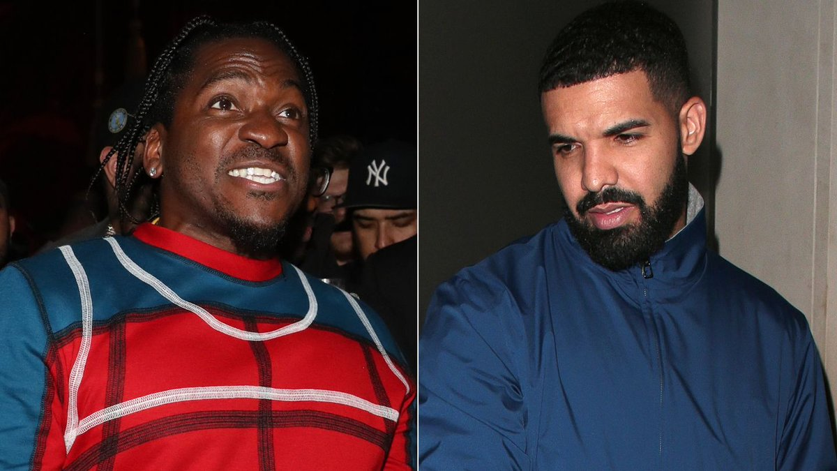 Pusha T Pokes At Drake's Ghostwriting Allegations On 'Infrared'