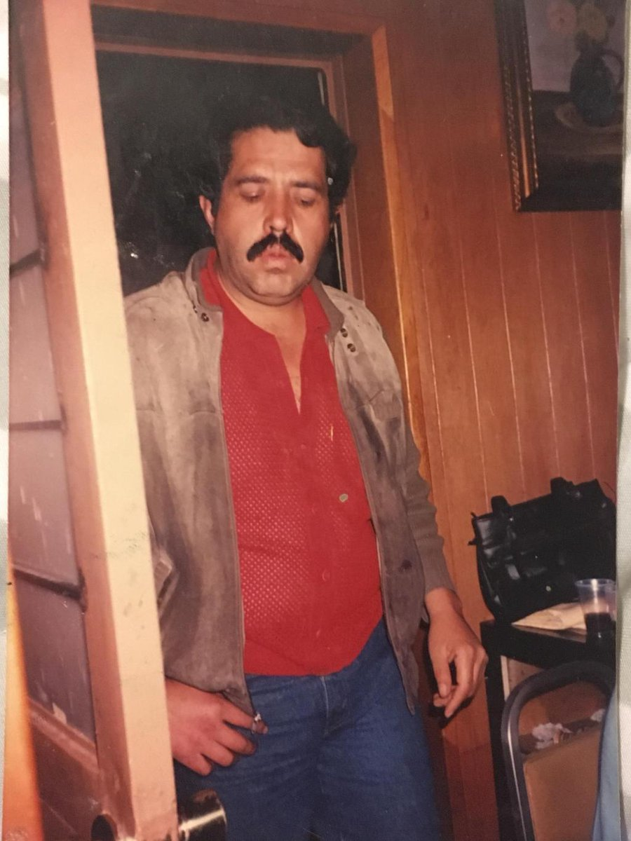 Escobar in the 80s