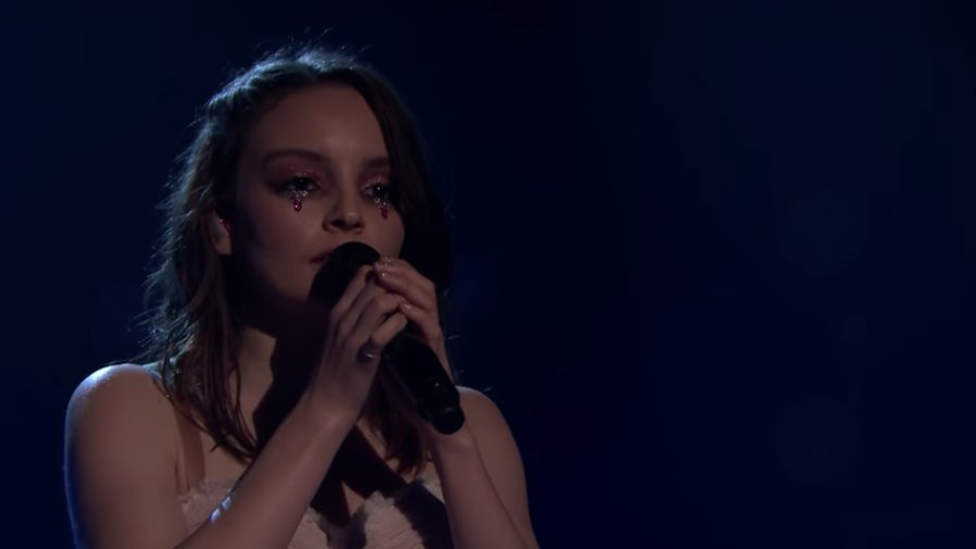 Watch Chvrches' dynamic rendition of