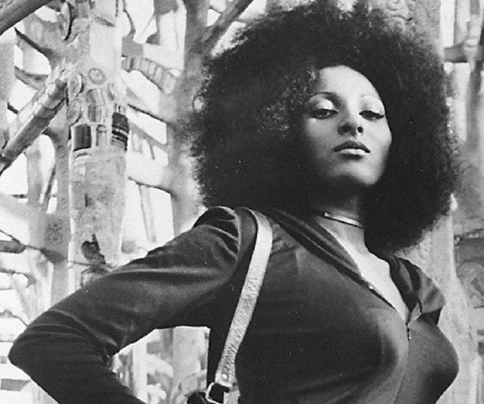 Coffy | Foxy | Jackie. Happy Birthday, Pam Grier  .