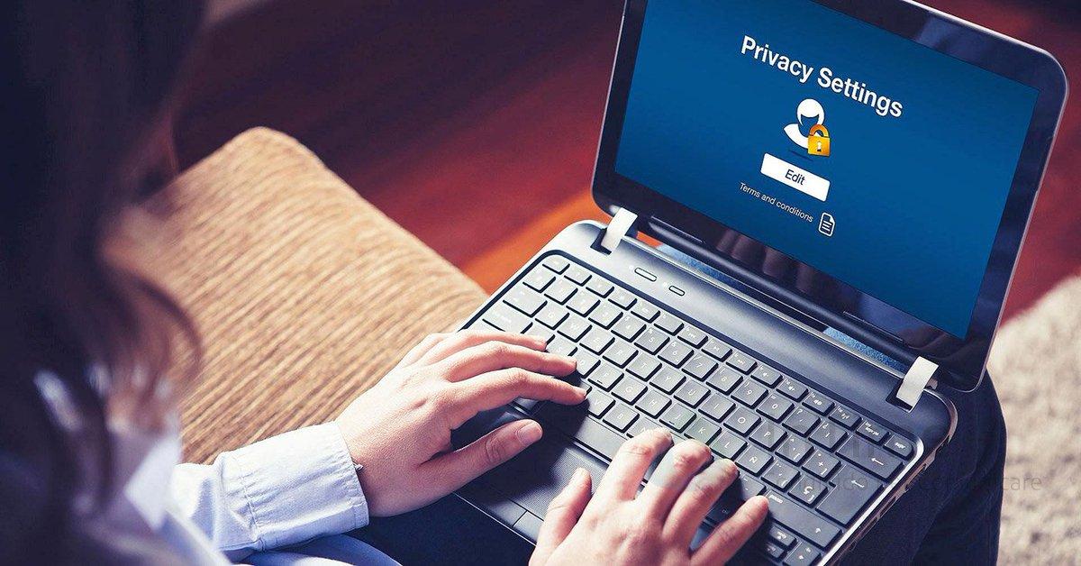 #privacy