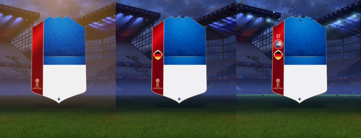 Let's see which card... it's from Germany.... and.......wait......UEFA! Yes! Germany is in Europe! #FIFA18Worldcup https://t.co/PLgPOpJ82G