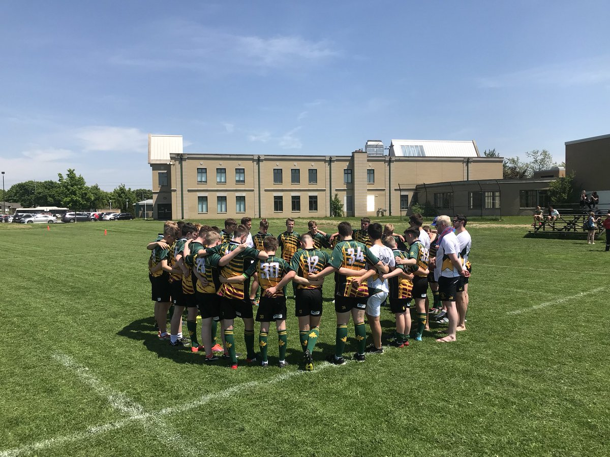 test Twitter Media - RT @TWBS_SPORT: Boys and coaches preparing yesterday. What a great day it was! ☀️ 🏉 🇨🇦 #UnoAnimo https://t.co/YB2JSajlwr
