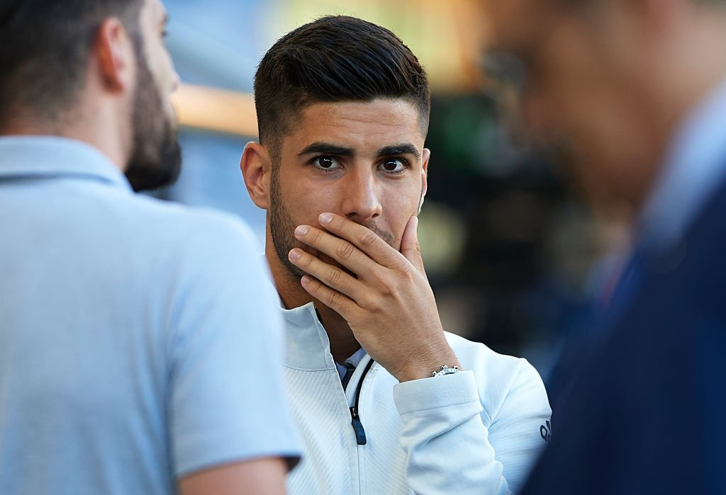 Plenty of Liverpool players co asensio