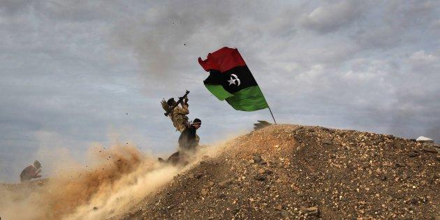 #Libia