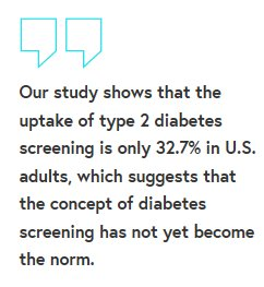 test Twitter Media - How can we increase the uptake of type 2 diabetes screening? https://t.co/uOKiPcwsDU https://t.co/I2OKwCQsVt