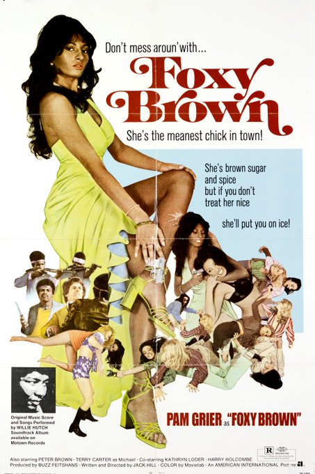 Happy Birthday to the Queen, Pam Grier.
