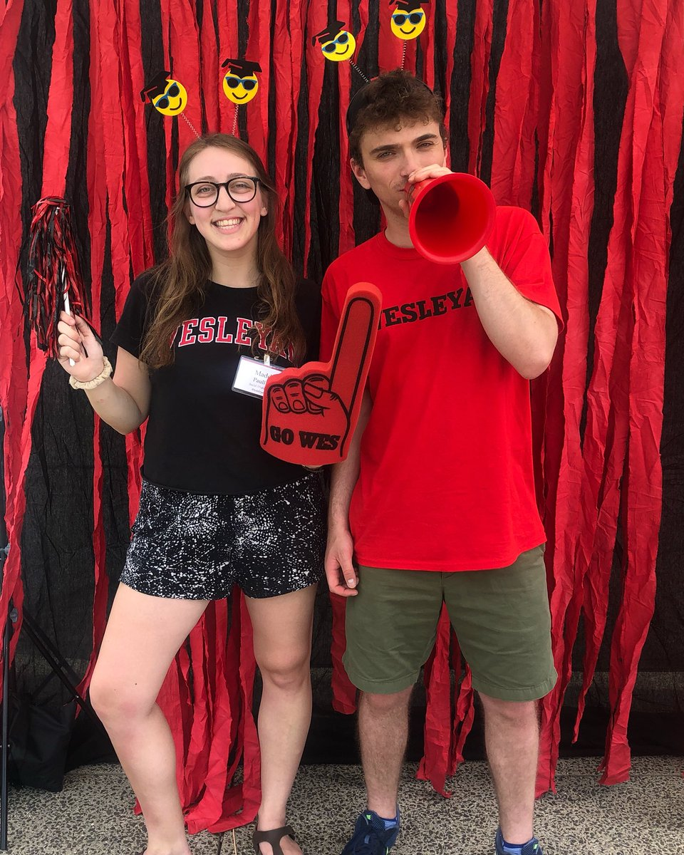 test Twitter Media - Come take a photo at the R&C Photobooth outside of Usdan! We will be here until 4! 📸🎓🐦 #Wes2018 #wesreunion https://t.co/i1FN0n89AL