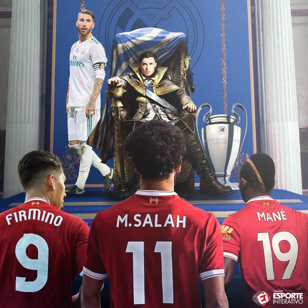 RT @Esp_Interativo: A Champions League tem um dono, não tem jeito! https://t.co/1WqH9xvLou
